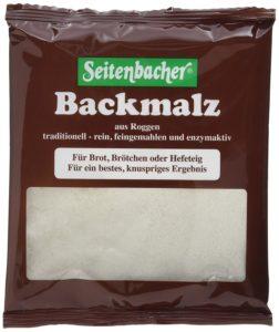Seitenbacher Backmalz hell enzymaktiv